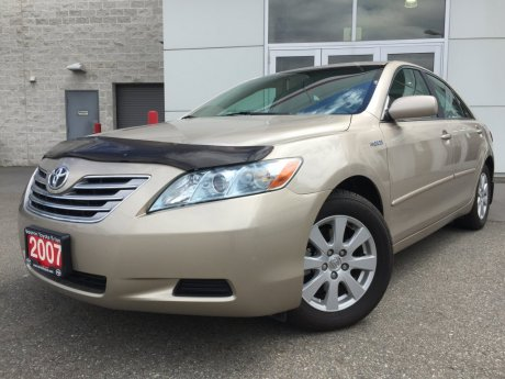 2007 Toyota Camry HYBRID LE