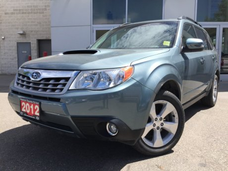 2012 Subaru FORESTER XT LIMITED