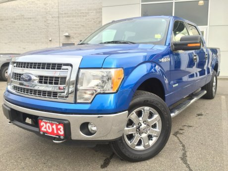 2013 Ford F-150 ECOBOOST XLT XTR
