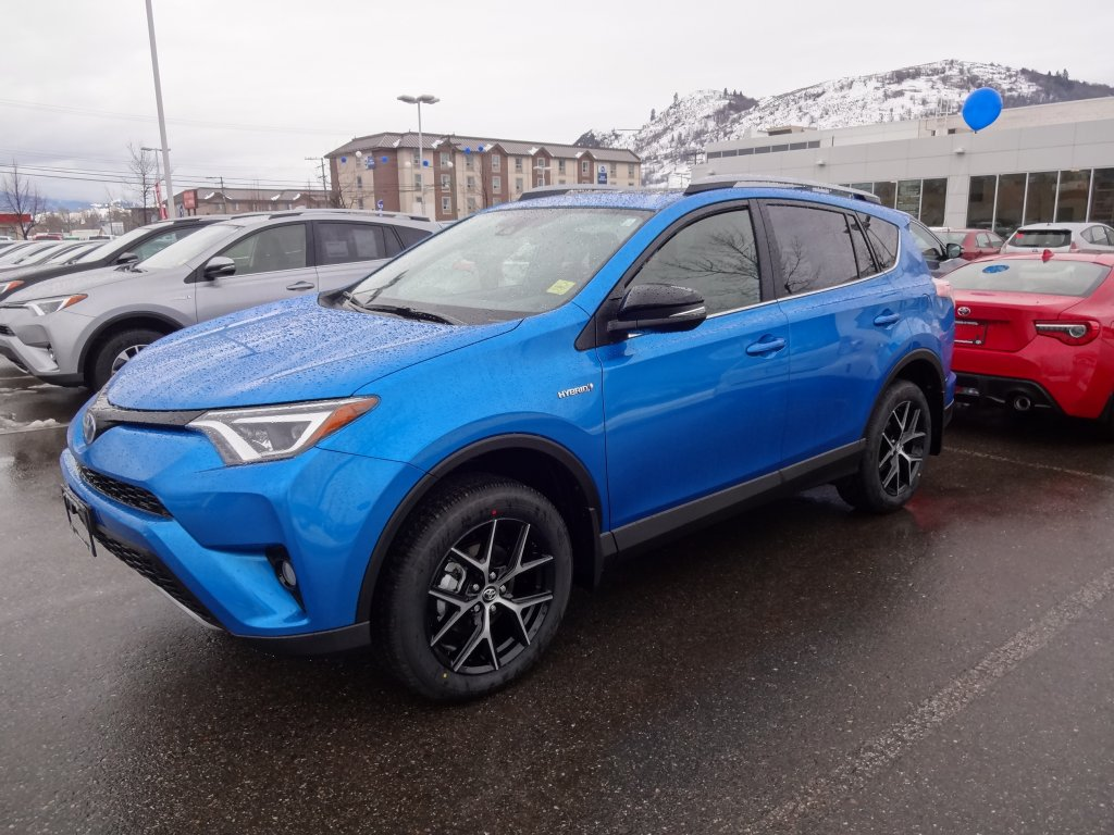 2017 toyota rav4 hybrid for sale in quesnel bc serving burns lake new toyota sales. Black Bedroom Furniture Sets. Home Design Ideas