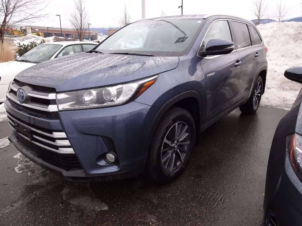 2017 toyota highlander hybrid for sale in quesnel bc new toyota sales. Black Bedroom Furniture Sets. Home Design Ideas