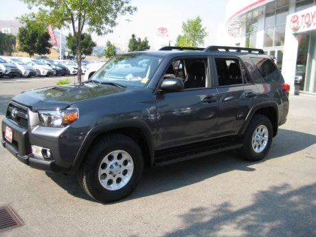 2013 Toyota 4runner Trail Edition