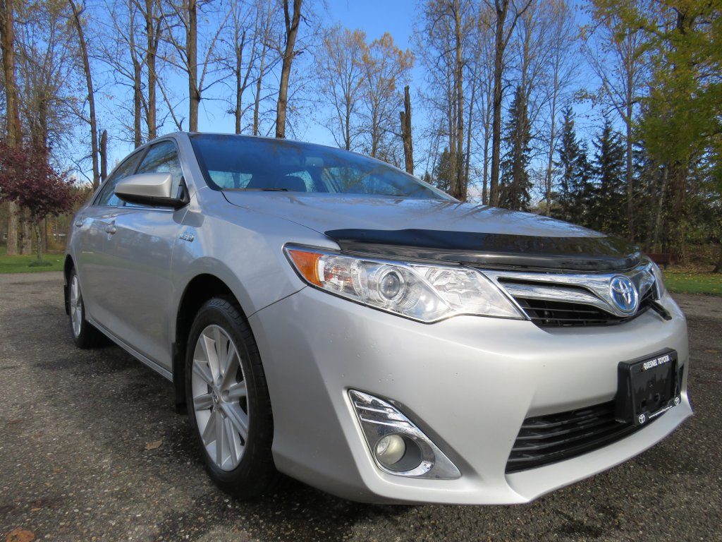 2014 Toyota Camry Hybrid XLE (Q2858A) Main Image